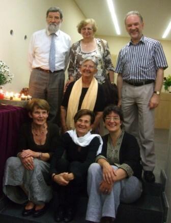 Hommages : Viola Kennert et Pierre Tourne