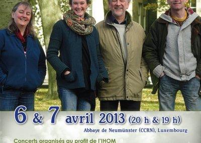 6-7 avril 2013
