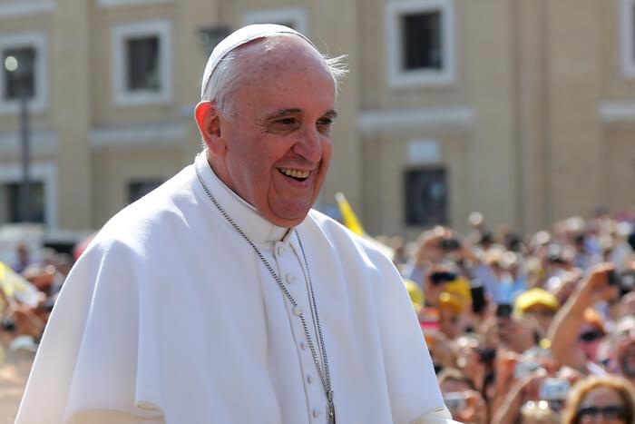 Papst Franziskus verurteilt eindeutig die Todesstrafe
