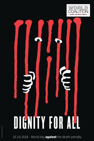 10 octobre 2018: 16ème Journée mondiale contre la peine de mort