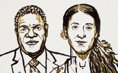 Prix Nobel de la paix 2018 : un signe fort