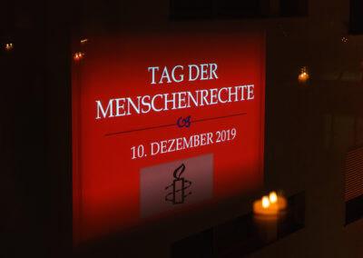 Tag der Menschenrechte - Fieldgen - 2019 - 1